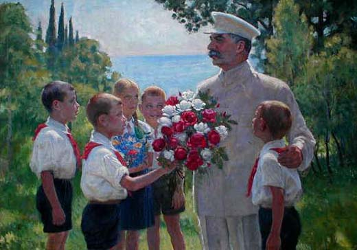 090101 Stalin 3 children