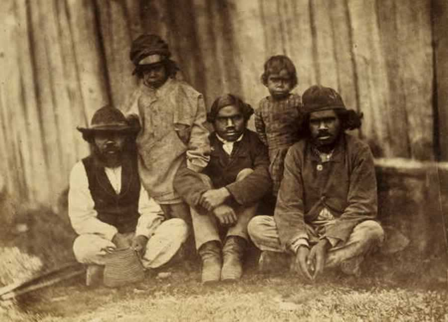Aboriginal_farmers_at_Franklinford_1858