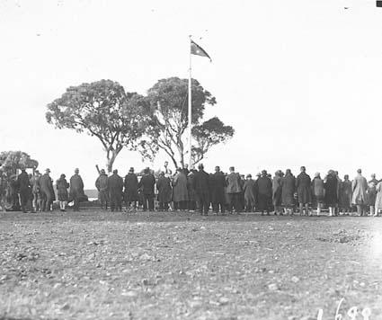 Anzac Canberra 1926