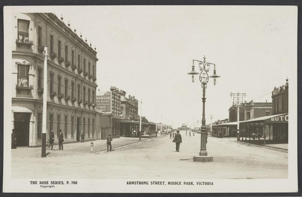 Armstrongstreet