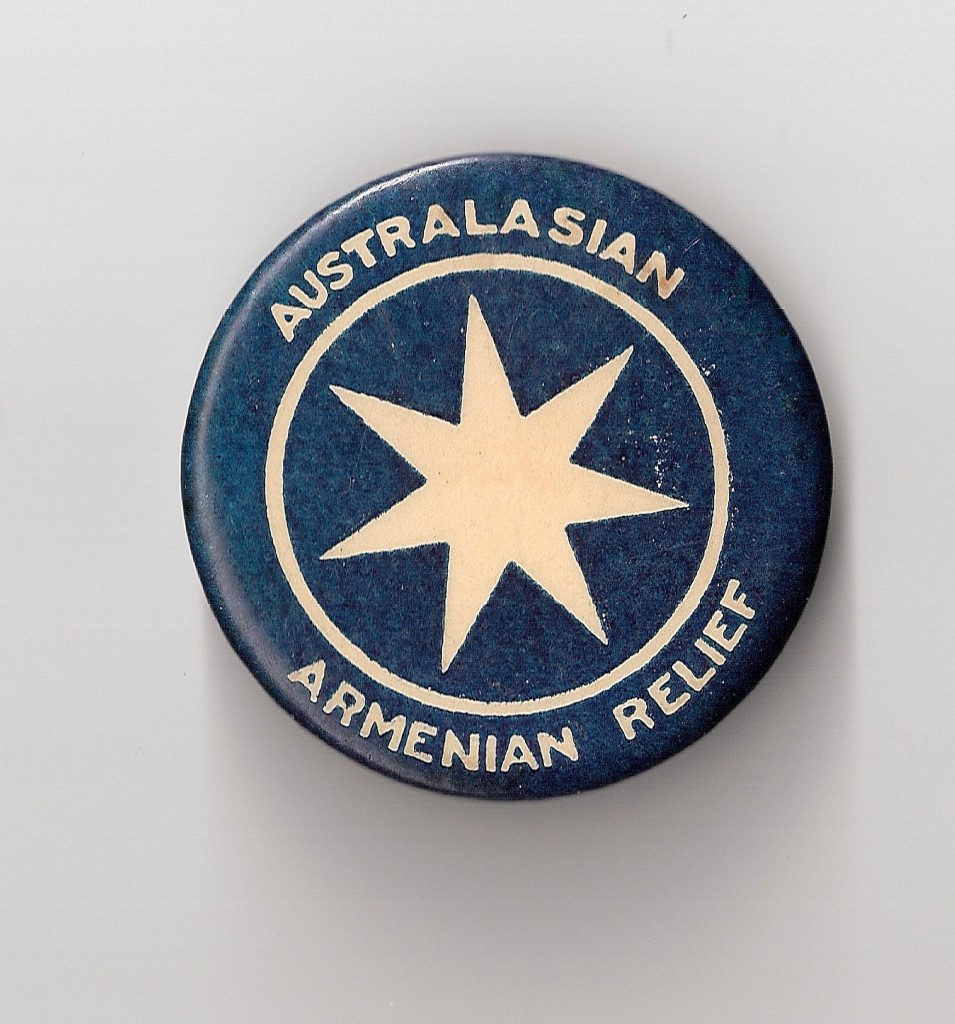 Australasian Badge 1922-1