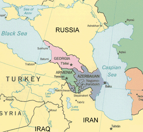 Caucasus_Map