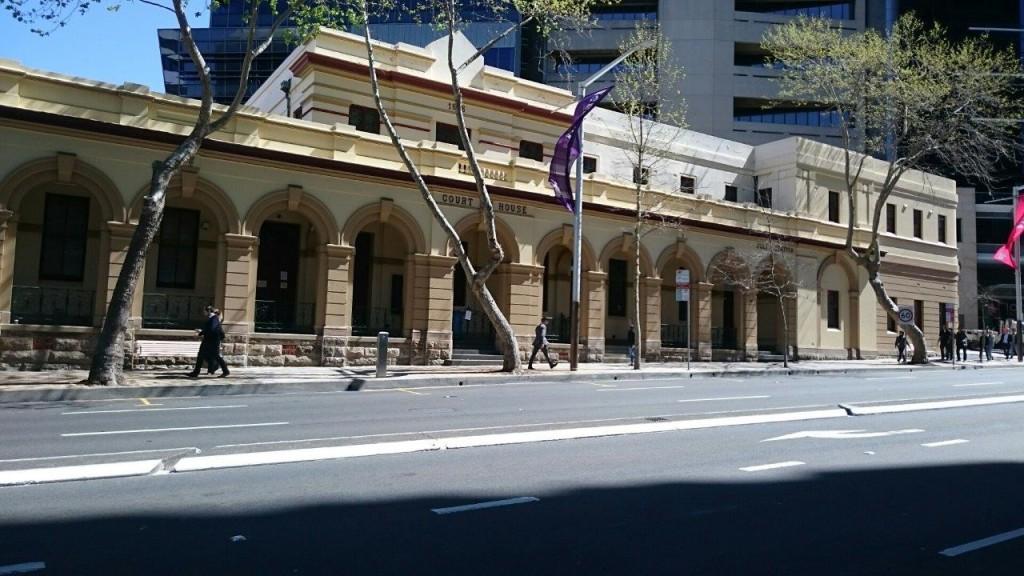Court House North Sydney
