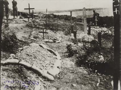 Gallipoli graves