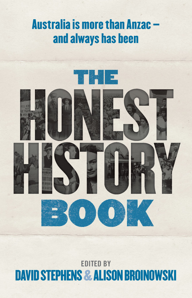 Honest History FINAL front