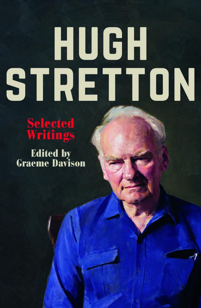 Hugh Stretton (print)