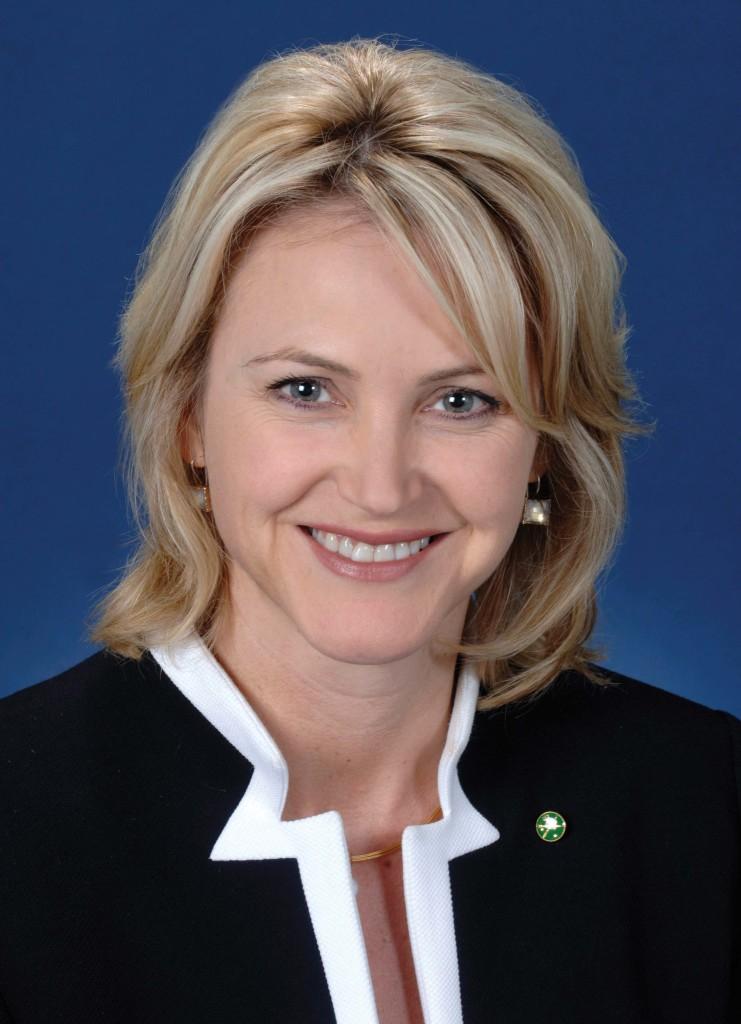 Melissa Parke, federal member for Fremantle - Official Portrait