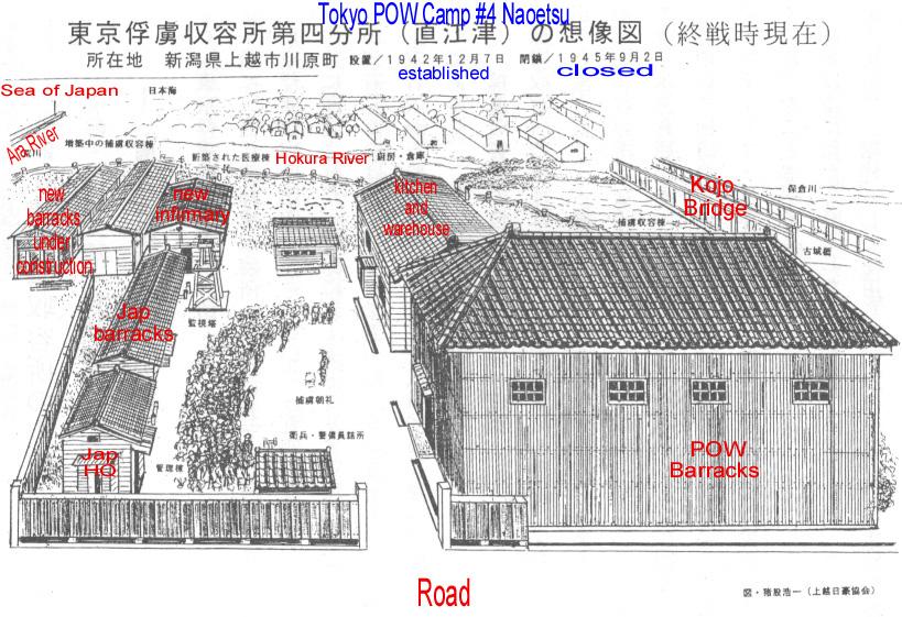 Naoetsu POW Camp