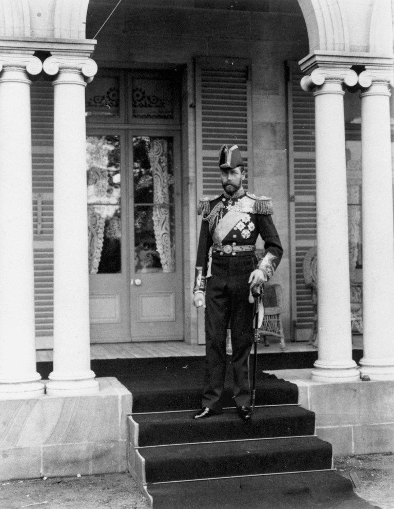 Prince-George-Duke-of-Wales-visited-Brisbane-in-May-1901