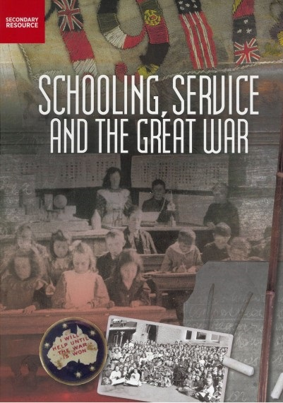 Schooling service and the great war 101006979
