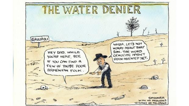 Spooner water diviner