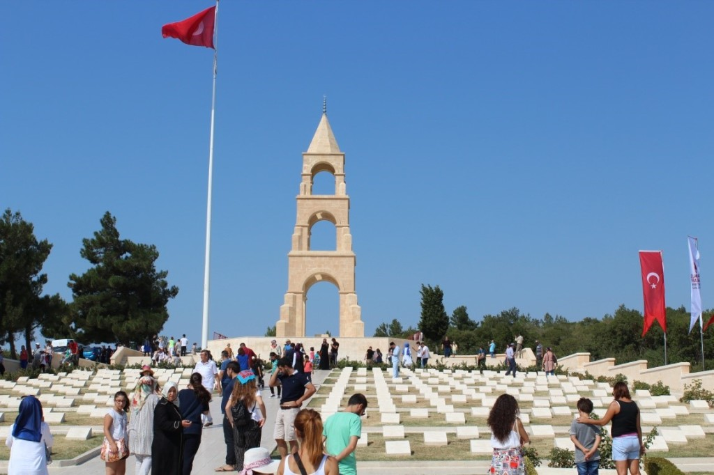 Turkish monument