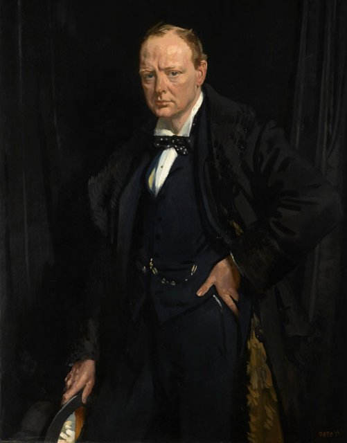 Winston_Churchill_by_William_Orpen,_1916,