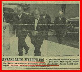 Yeo-1960-Akşam Newspaper-23.04.1960