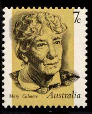 stamp_mary_gilmore - stamp_mary_gilmore